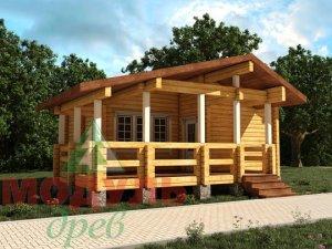 Как построить баню из дерева – особенности строительства
