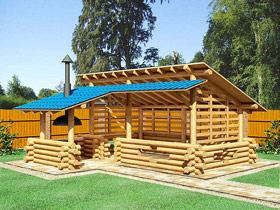 Дом из древесины гармония красоты и здоровья