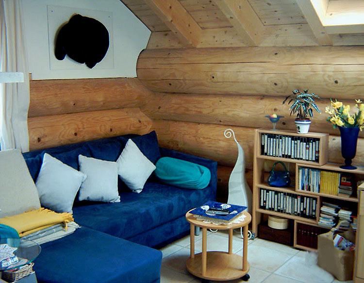Фото интерьера детских комнат