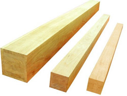 Высокотехнологичный строительный материал клееный брус